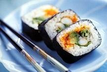 Food Styling-Sushi/ Japanese Food