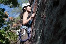 Devils Lake Climbing Routes