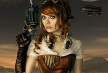 Steampunk Lab / Deep dive into world of Steampunk - Follow this Board for Upcoming Steampunk Stories and Videos