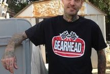 Gearhead® Apparel / Gearhead® brand shirts, clothing and other apparel
