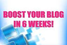 #Blogging Support