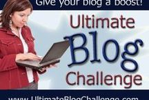 Ultimate #Blog Challenge Promo (April 2014) / Wonderful pins from the blogger participants in the April 2014 Ultimate Blog Challenge. Join through this link and become a pinner too! http://bit.ly/1kM2eNj