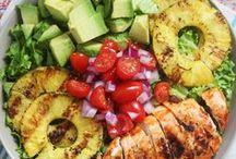 Nutrition and Healthy Eating / O que devemos e como devemos comer, no nosso dia a dia, bem como as propriedades de cada alimento e os benefícios dos mesmos para a nossa saúde!!