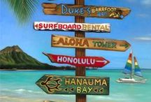 Hawaii / A Wonderful Group of Islands!!!