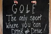 Golf Infographics / this album to know the golf, golfers, playing techniques, publicity and golfers's quotes