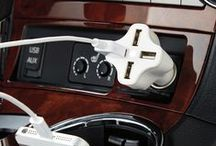 Must-Have Car Accessories / The only thing more fun than driving a fun car is being surrounded by cool toys while you do it!