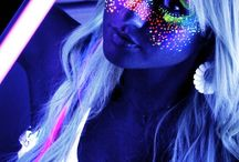 Cool face paint ideas!!!! / Want to try them!!.