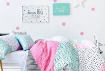Girls bedroom / Super cute ideas for a girls bedroom