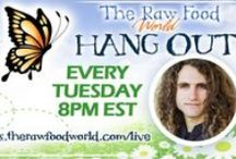 Hangout with Matt Monarch / Join us every Tuesday for our LIVE Google Hangout events @ 8:00 p.m. EST here: http://news.therawfoodworld.com/live/ #AskMattMonarch