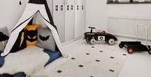LENNY ♡ BEDROOM / Boy Bedroom - Chambre garçon
