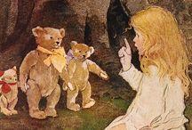 Nursery Rhymes & Classic Fairy Tales / Nursery Rhymes and old fairy tales / by Carmelita