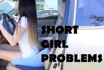 Short people problems / Short people problems