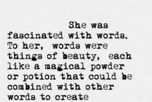Mooie teksten / Beautiful words