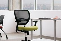 SPACE®  Seating / Office chairs and seating for the home office or workplace from the SPACE Seating by Office Star Products.