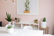 Home Trends 2017 / The latest home decor trends from around the world.