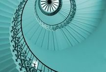 Stairway to Heaven / A collection of beautiful home stairways from around the world.