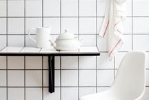 Apartment Ideas / Tips on how to maximize your style in an apartment or rented home.