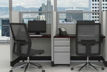 OSP®  Furniture / The foundation of every great office environment is comfortable furniture that complements, not hinders, work flow.