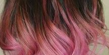 short.pink.ombre