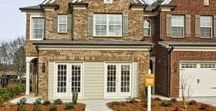 Model Home - Amberly Mill / http://homesouthcommunities.com/communities/amberly-mill/