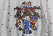 Men's Vintage Christmas Sweaters