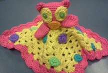 Crochet patterns and sewing ideas