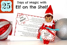 Ella- Elf on the Shelf / Ideas and things our elf has gotten into...... / by Toni Baines