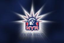 NY RANGERS / by Gabe V