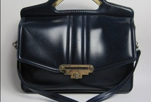 Women's Vintage Bags / Retro bags to buy from www.virtualvintage.co.uk