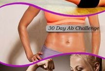 Abs...olutely gorgeous! / Core and Abs exercises... get your way to a 6-pack! / by Laura Axel