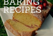 Baking / Recipes for Cakes and other baking recipes and baking ideas - there's no reason that you shouldn't enjoy making great cake!