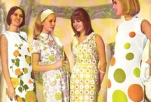 1960s / Say what you like about 60s fashion, but one thing it definitely wasn't was boring!