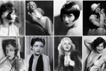 1920s and 1930s / Inspiration for 20s and 30s vintage fashion