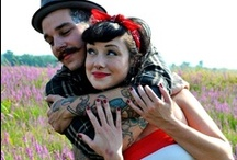 Rockabilly Fashion / How to dress rockabilly vintage retro style. Items available on our website.