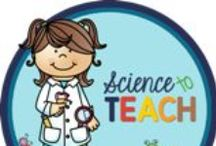 Science to Teach / I saw a need for Science to teach because so many elementary school teachers struggle witht he processes of teaching science properly. They do not have access to resources that enable true scientific investigation or are just unsure about how to go about it. Science to Teach provides information and resources to help them better their science teaching.