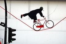 Bicycle Street Art /