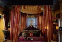 Bohemian Dream Bedrooms