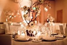 Centerpieces || Create Your Wedding