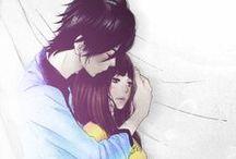 Anime/Manga couples