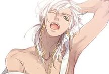 Hot anime/manga boys
