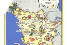 ♨TIPICO☀TOSCANA♥ITALIA / #AMAZING #VARIETY OF THE #TYPICAL #CUISINE OF #TOSCANA #REGION / by Luigi Carnevali