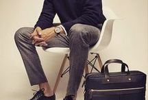 MEN'S FASHION / Outfits and accessories for men.