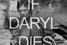 If Daryl Dies ... We RIOT!