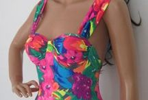 Vintage Summer Fashion / Spend summer vintage style!