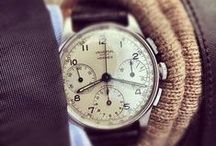 MEN'S WATCHES / Because watches are made for more than just check what time is it.