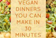 Vegan Recipes / My kid's are vegan...I need recipes!