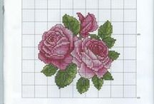 Kvety - x steh