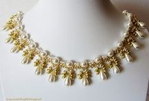 Korálkovanie - náhrdelníky