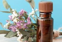 Essential Oils and Homeopathics