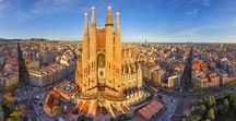 Barcelona Travel Guide / We're pinning the best of Barcelona! Including the best things to do in Barcelona, what to eat in Barcelona, and the top sights, museums, parks and attractions. We are local Madrid experts and love to share what we know!